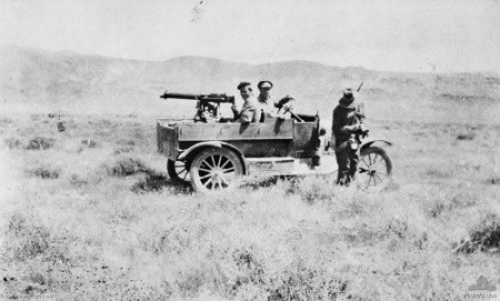 1916 Machine Gunners