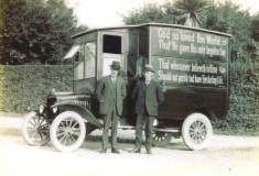Early 20's - Outreach Truck